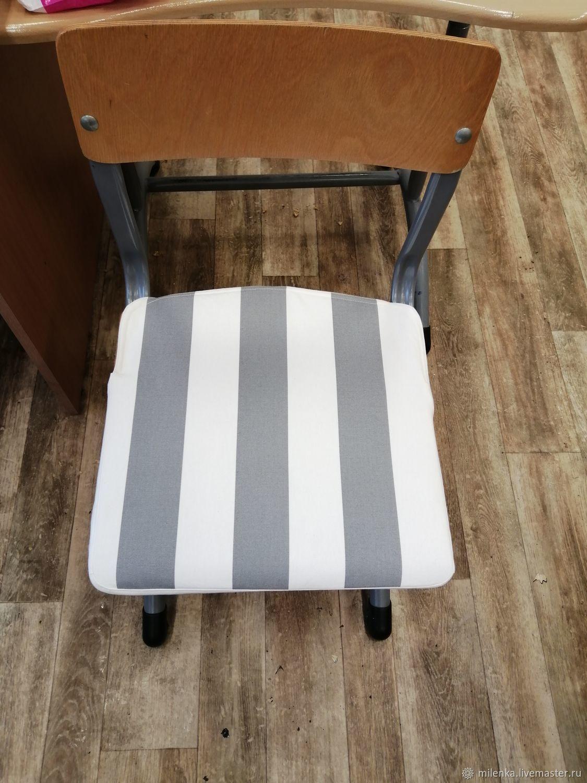 Чехлы для школьных стульев хлопок, Чехлы и кофры, Москва,  Фото №1