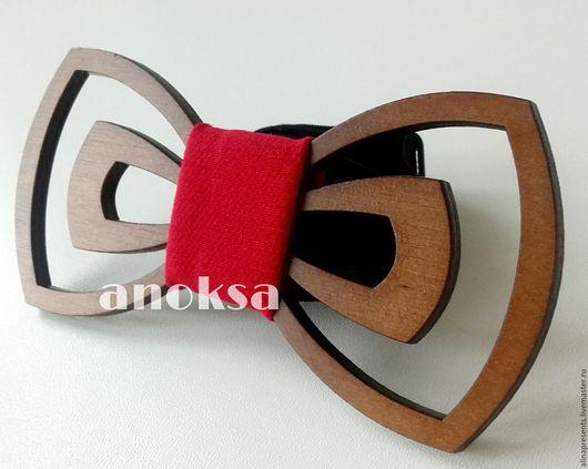 Галстуки, бабочки ручной работы. Ярмарка Мастеров - ручная работа. Купить галстуки из дерева. Handmade. Разноцветный, патина