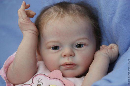 Куклы-младенцы и reborn ручной работы. Ярмарка Мастеров - ручная работа. Купить Лена (Larry). Handmade. Кремовый, larry