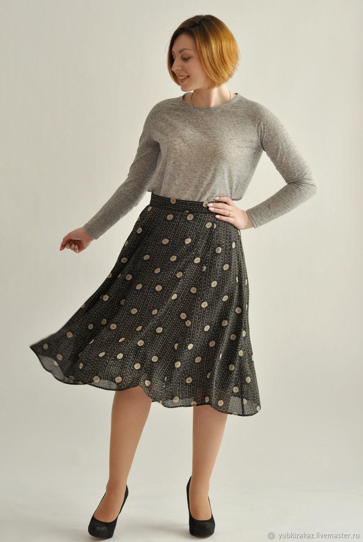 Skirt in retro style, Skirts, Novosibirsk,  Фото №1