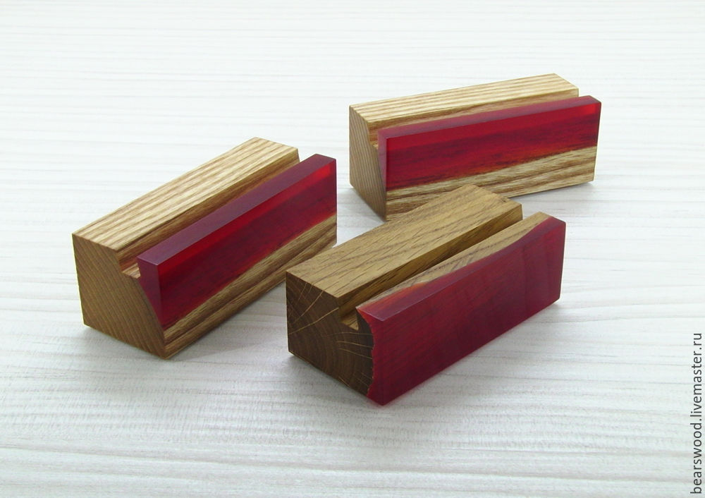 Stand for business cards phone stand shop online on livemaster business card holders handmade livemaster handmade buy stand for business cards phone colourmoves