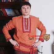 Одежда handmade. Livemaster - original item Russian suit