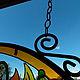 Животные ручной работы. Стеклянное панно с фазанами, 50см.. Seagull  Decor (Наталья). Ярмарка Мастеров. Украшение для интерьера, витражи в интерьере