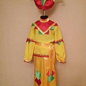 Работы для детей, handmade. Livemaster - original item THE COSTUME OF THE BUFFOON. Handmade.