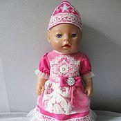 Куклы и игрушки ручной работы. Ярмарка Мастеров - ручная работа Платья  для куклы Беби Борн 42 см. Handmade.