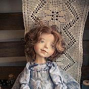 Материалы для творчества ручной работы. Ярмарка Мастеров - ручная работа Видео мастер-класс по созданию куклы-болтушки. Handmade.