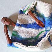 """Куклы и игрушки ручной работы. Ярмарка Мастеров - ручная работа """"Сон Воды"""", интерьерная этно-кукла.. Handmade."""