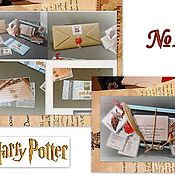Открытки handmade. Livemaster - original item Gift envelope with various wizard themes. Handmade.
