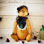 Куклы и игрушки ручной работы. Ярмарка Мастеров - ручная работа Zинаида, тедди. Handmade.