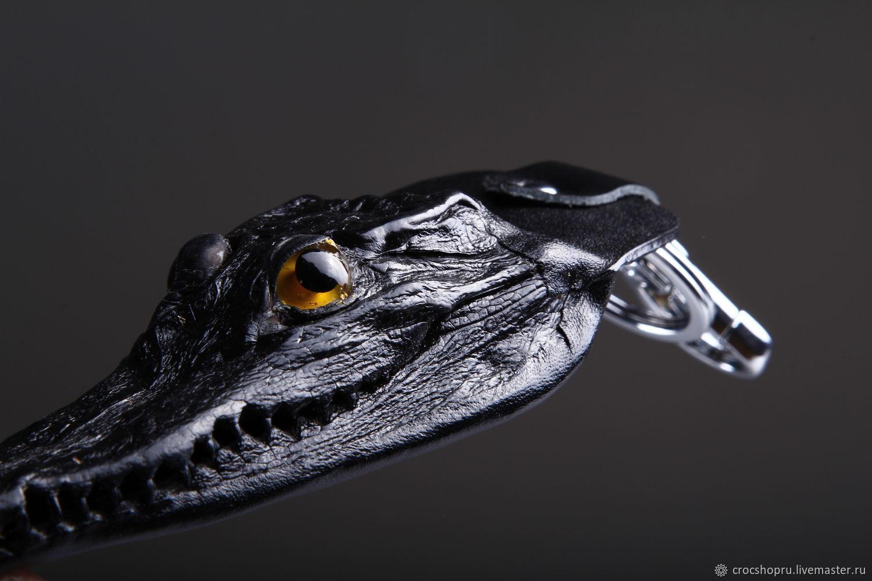 Брелок голова крокодила IMA0189B10