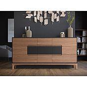 Для дома и интерьера handmade. Livemaster - original item TV cabinet and chest of drawers VERONA. Handmade.