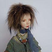 Куклы и пупсы ручной работы. Ярмарка Мастеров - ручная работа Авторская кукла в стиле бохо Иванна. Handmade.