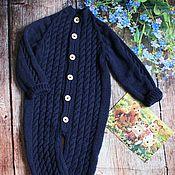 Работы для детей, handmade. Livemaster - original item Knitted Romper for kids. Handmade.