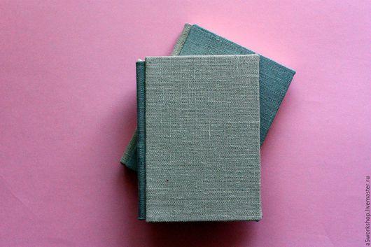 Блокноты ручной работы. Ярмарка Мастеров - ручная работа. Купить Блокнот SIMPLE mini. Handmade. Бежевый, блокнот с нуля, хлопок
