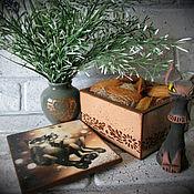 Для дома и интерьера ручной работы. Ярмарка Мастеров - ручная работа Короба для хранения в ассортименте. Handmade.