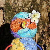 Куклы и игрушки ручной работы. Ярмарка Мастеров - ручная работа Клякса. Handmade.