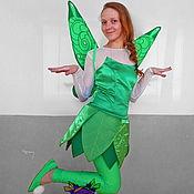 Одежда handmade. Livemaster - original item Tinker Bell. Animator-actor suit. Handmade.