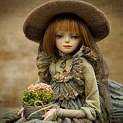 """Куклы и пупсы ручной работы. Ярмарка Мастеров - ручная работа Авторская художественная кукла """"Серая мышка"""". Handmade."""