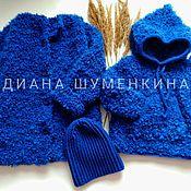 Одежда handmade. Livemaster - original item knitted cardigan sweatshirt. Handmade.