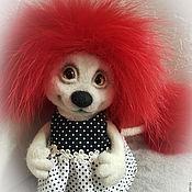 Куклы и игрушки ручной работы. Ярмарка Мастеров - ручная работа Алексия  -  девушка-зажигалка). Handmade.