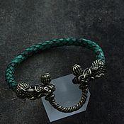 Украшения handmade. Livemaster - original item Viking bracelet. Handmade.