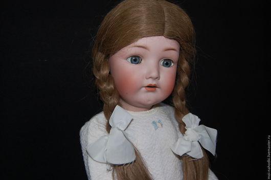 Винтажные куклы и игрушки. Ярмарка Мастеров - ручная работа. Купить Бронь! -15% Антикварная кукла Simon&Halbig, 74 см. Handmade.