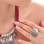 Украшения handmade. Livemaster - original item Ring Chain. Handmade.