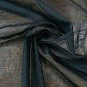 Материалы для творчества ручной работы. Ярмарка Мастеров - ручная работа Итальянский фатин-нейлон для люневильского крючка, черный. Handmade.
