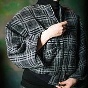 Одежда ручной работы. Ярмарка Мастеров - ручная работа Куртка женская на резинке. Handmade.