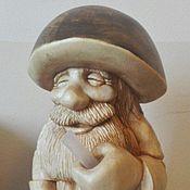 Дача и сад handmade. Livemaster - original item Garden sculpture made of wood
