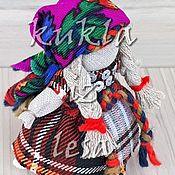 Русский стиль ручной работы. Ярмарка Мастеров - ручная работа Кукла сувенирная, 7 см, народная кукла купить. Handmade.