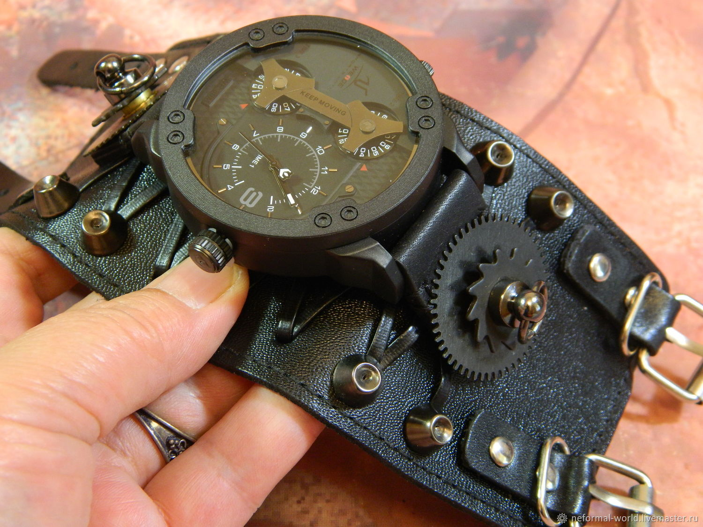Copy of Copy of Copy of Copy of Copy of Steampunk Clock, Watches, Saratov,  Фото №1