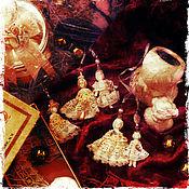 Подарки к праздникам ручной работы. Ярмарка Мастеров - ручная работа Старинное Рождество. Handmade.