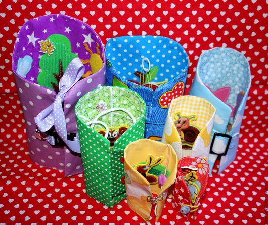 Развивающие игрушки ручной работы. Ярмарка Мастеров - ручная работа. Купить Развивающая игрушка Матрешки-застежки. Handmade. Комбинированный, развивайка