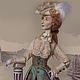 Венецианский лев.\r\nАвтор: Лада Шведова.\r\nЭкземпляр единственный.\r\nPaperclay. \r\nвысота 63 см.\r\n2013 г.\r\n\r\nVenetian Lion Giacomo Casanova\r\nPaperclay.\r\nDoll Artist Lada Shvedova.\r\nMos