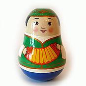 Русский стиль handmade. Livemaster - original item Tumbler with ringing