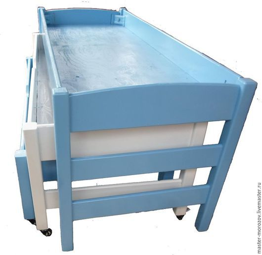 Мебель ручной работы. Ярмарка Мастеров - ручная работа. Купить кровать детская. Handmade. Кровать, кровать детская, кровать трехъярусная