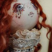 """Куклы и игрушки ручной работы. Ярмарка Мастеров - ручная работа """"A la russ..."""" Текстильная кукла.. Handmade."""