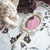 """Для дома и интерьера ручной работы. Ярмарка Мастеров - ручная работа """"Свет мой,зеркальце,скажи"""". Handmade."""
