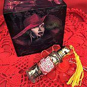 """Косметика ручной работы. Ярмарка Мастеров - ручная работа """" Torta di ciliegie """" духи натуральные. Handmade."""