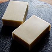 Косметика ручной работы handmade. Livemaster - original item Cocoa butter for massage in the form of tiles. Handmade.