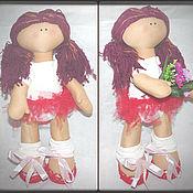 """Куклы и игрушки ручной работы. Ярмарка Мастеров - ручная работа Кукла """"Балерина"""". Handmade."""