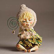 Куклы и игрушки ручной работы. Ярмарка Мастеров - ручная работа Аллилуйка. Handmade.