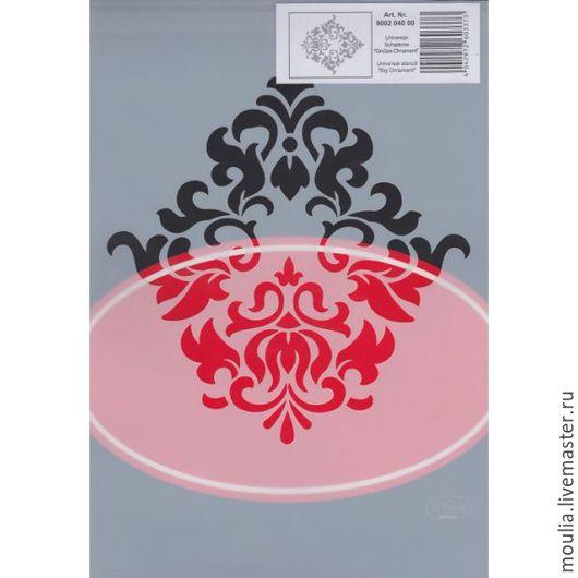 арт 040/204 -орнамент-ромб  25,5х20,5         3/0