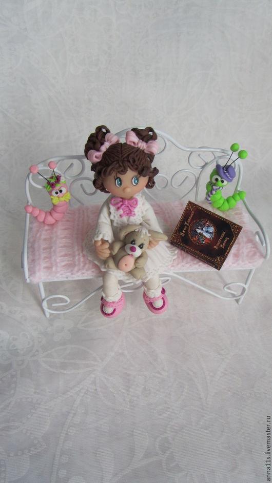 Коллекционные куклы ручной работы. Ярмарка Мастеров - ручная работа. Купить Кудряшка Сью. Handmade. Кукла, девочке, игрушка, подарок