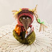 Подарки к праздникам ручной работы. Ярмарка Мастеров - ручная работа Птица счастья-1( бронь). Handmade.