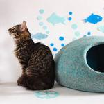 Meow Felt - Ярмарка Мастеров - ручная работа, handmade