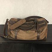 Мужская сумка ручной работы. Ярмарка Мастеров - ручная работа Мужская сумка из кожи. Handmade.