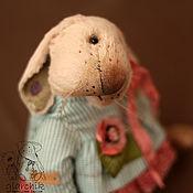 Куклы и игрушки ручной работы. Ярмарка Мастеров - ручная работа крольчиха КалтаФета. Handmade.