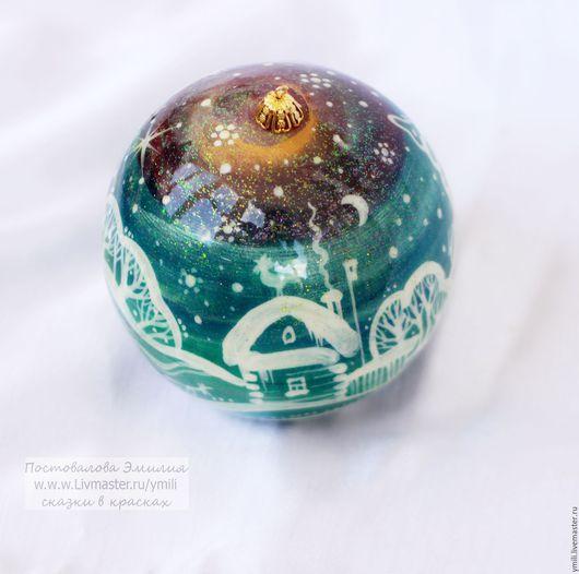 Роспись  по дереву. Расписные игрушки на новый год.Сувениры и подарки новый год 2017. Авторские подарки на новый год.